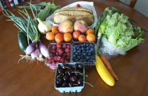Farmers Market Bounty