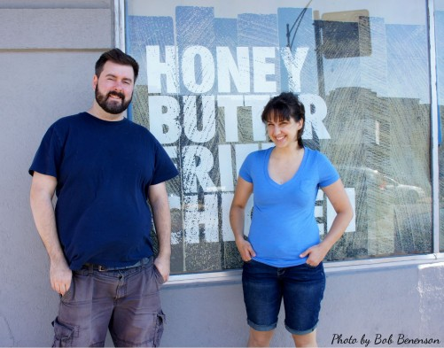Chef-owners of Chicago's Honey Butter Fried Chicken