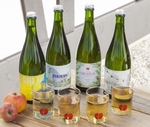 Virtue Cider, produced in Michigan and based in Chicago, makes a variety of hard cider styles, including some -- like the Spanish-style Sidra de Nava -- that are much drier than typical U.S. ciders.