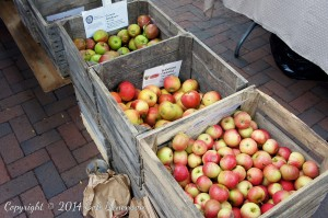 Interest in heirloom varieties of fruit and vegetables is rising, but Weston's Antique Apple Orchard in Wisconsin has been growing a wide range of varieties since the 1930s.