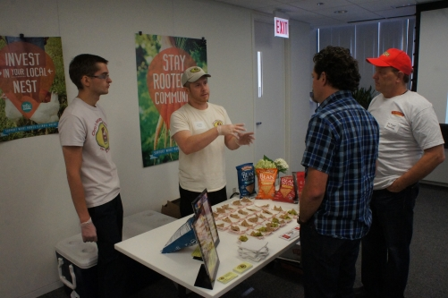 Chicago guacamole start-up draws attention at Good Food Business Accelerator event