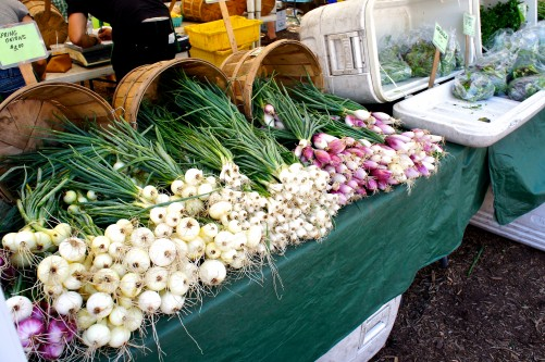 The boom in farmers markets