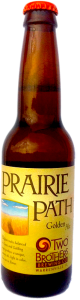 Two Brothers Prairie Path beer