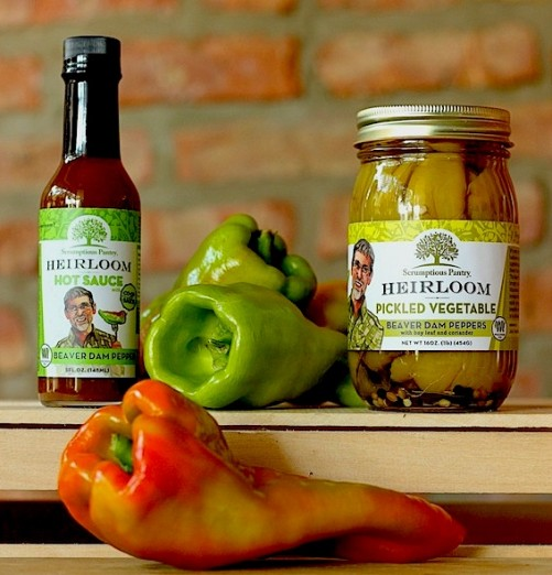 Scrumptious Pantry Beaver Dam pepper products