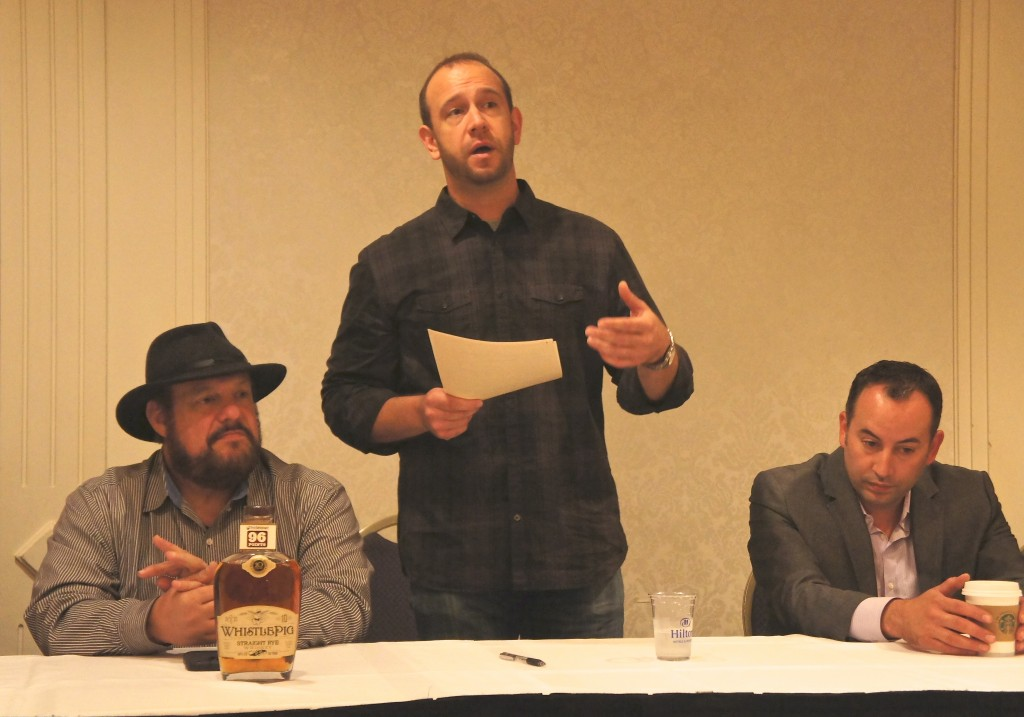 Chicago Independent Spirits Expo industry panel