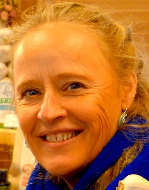 Atina Diffley is an organic farmer, author, and food safety trainer