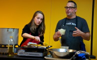 Chicago's Paul Kahan Plays Sous Chef to White House Kids' Contest Winner and Discusses Pilot Light Program