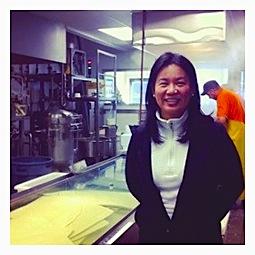 Jenny Yang, Good Food Business Accelerator Fellow