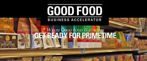Good Food Business Accelerator logo