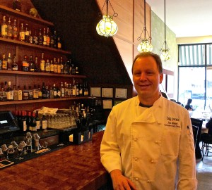 Paul Fehribach, chef-owner of Chicago's Big Jones restaurant