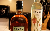 Koval Distillery Oat Whiskey and Ginger Liqueur