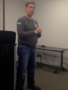 Michael Bashaw of Whole Foods Visits the Good Food Business Accelerator