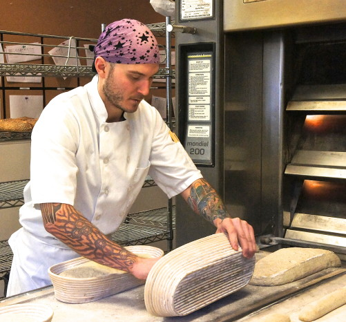 Greg Wade of Publican Quality Bread