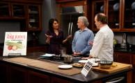 Paul Fehribach cooking demo