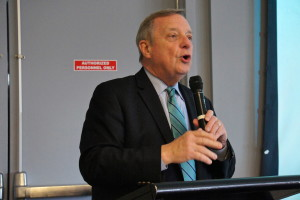 Sen. Richard J. Durbin at Good Food Festival & Conference