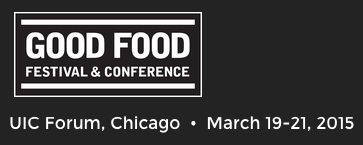 Good Food Festival 2015 logo