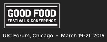 Good Food Festival 2015 logo