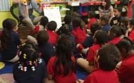 Purple Asparagus classroom event