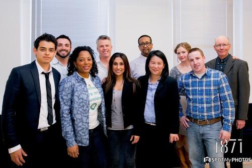 GFBA Demo Day Class photo