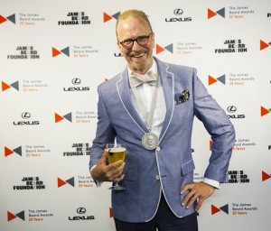 Michel Nischan at 2015 James Beard Awards