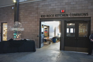 Kid Rock Kitchen Commons