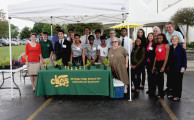Chicago High School for Agricultural Sciences students