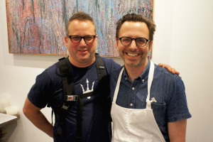 Top chefs at Local Foods retail store grand opening