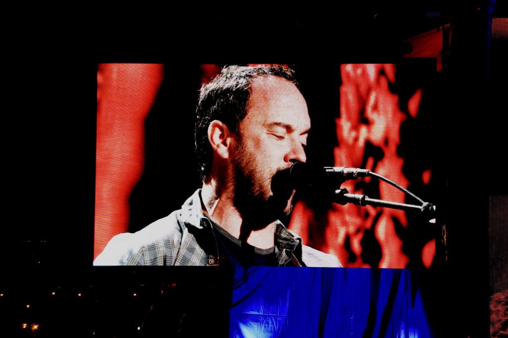 Dave Matthews at Farm Aid 30