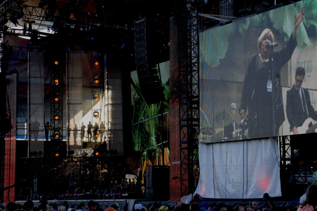 Mavis Staples at Farm Aid 30