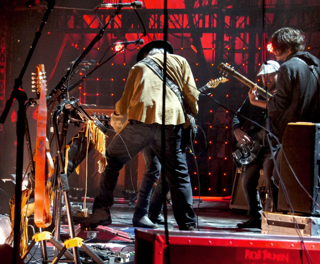 Neil Young at Farm Aid 30