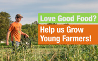 Donate to FamilyFarmed's IndieGoGo Drive — And Help Us #GrowYoungFarmers