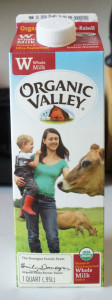 Organic Valley's packaging, much of which includes photos of its farmer-owners, is familiar to consumers in much of the United States.