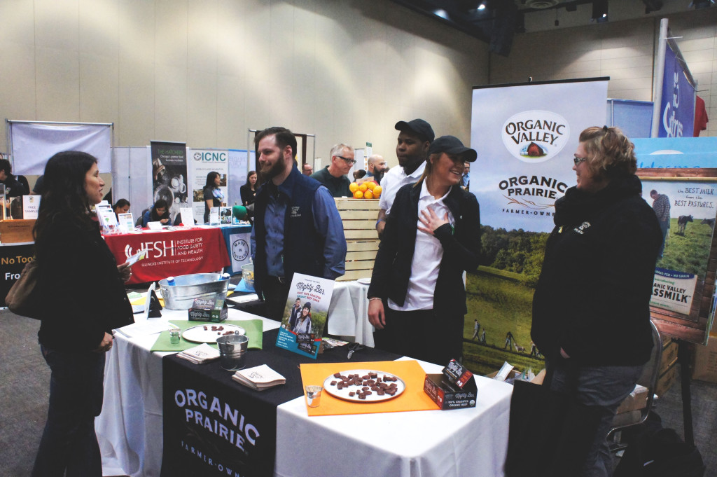 Organic Valley, a leading organic dairy and produce company, was awarded Thursday as FamilyFarmed's Good Food Business of the Year. The Good Food Commons at the Good Food Festival, which features DIY workshops, is sponsored by Organic Valley.