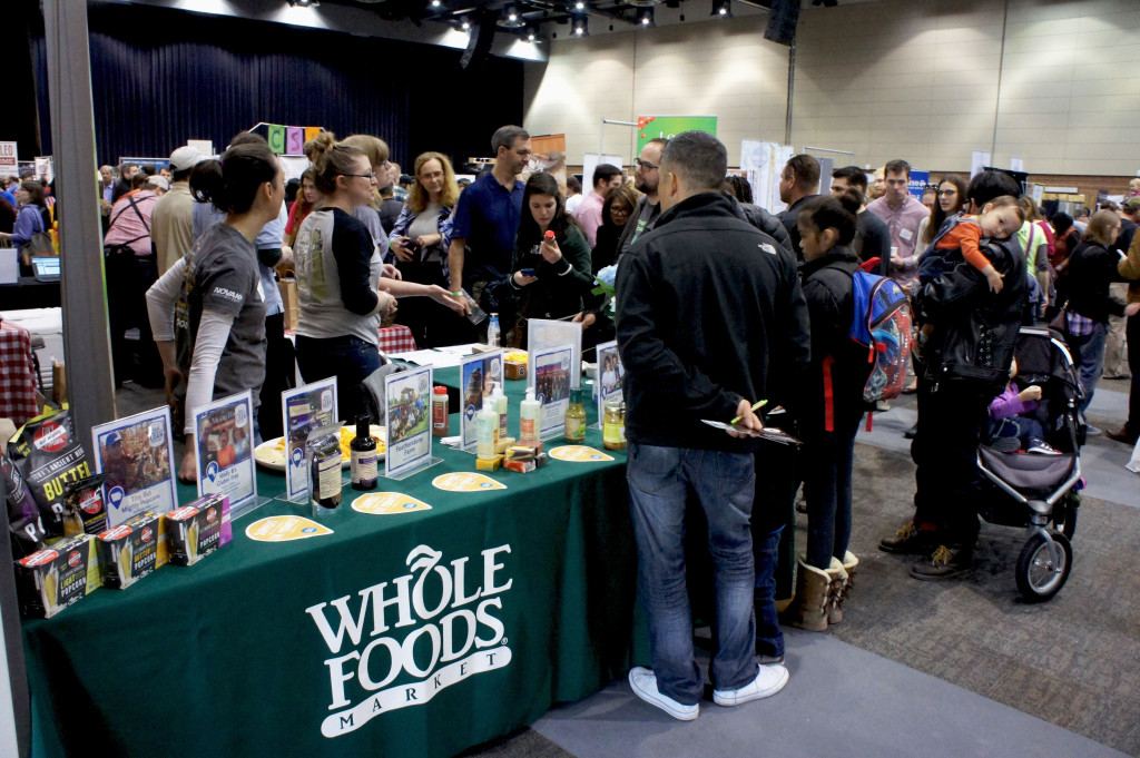 Whole Foods Market, the nation's largest natural and organic foods retail chain, has been a FamilyFarmed partner in the Good Food Festival since its origins in 2004 and was a principal sponsor of the 2016 event.