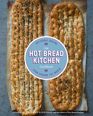 And the winner of Food52's Piglet award for best cookbook of 2015 is ... The Hot Bread Kitchen Cookbook.
