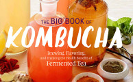 Something Will Be Brewing at Authors' Good Food Festival Kombucha Workshop