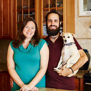 Hannah Crum and Alex LaGory are the authors of The Big Book of Kombucha and will be featured at a kombucha-making workshop at FamilyFarmed's Good Food Festival on March 26.