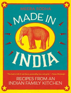 Well-liked by the judges for the easy to follow recipes that teach new skills, Made in India was the runner-up in the Food52 site's Piglet Award competition for best cookbook of 2015.