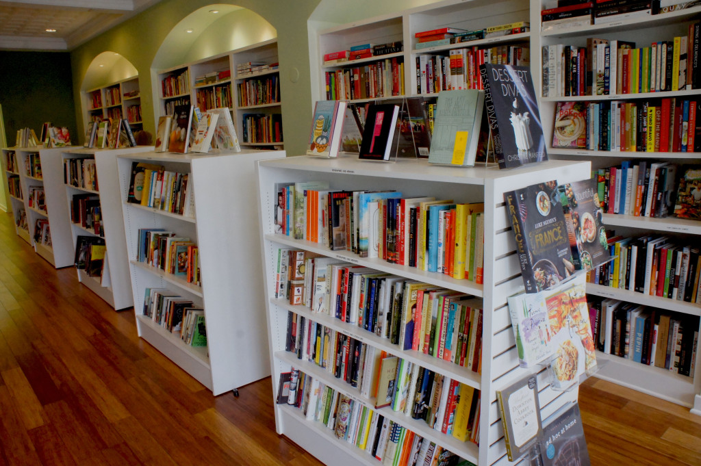 Read It & Eat is a bright and cozy culinary bookstore and teaching kitchen in Chicago that has thousands of titles on a wide range of cooking topics. The store is acting as bookseller at FamilyFarmed's Good Food Festival on March 26.