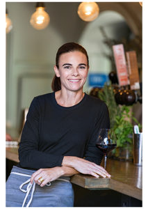 Suzanne Goin of Los Angeles' Lucques restaurant claimed the 2016 James Beard Award for the nation's outstanding chef after having been nominated for the prize several times earlier. Photo from Lucques website.
