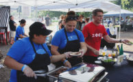 Green City Market's Chicago Chef BBQ Produced Very Warm Feelings