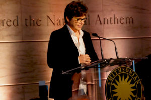 Kim Severson, the national food correspondent for The New York Times, served as master of ceremonies for the Oct. 27 dinner at which Chef Rick Bayless received the Julia Child Award.