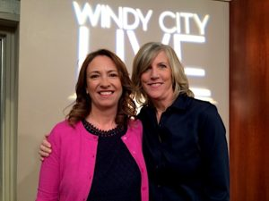 Jane McKay and Meg Barnhart's the zen of slow cooking has drawn them media attention, including their participation in Chicago's Next Best Food competition on the Windy City Live TV show.