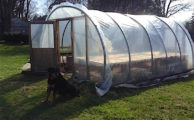Our Little Greenhouse: A Growing Young Farmers Story